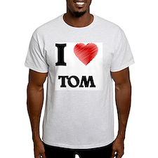 Cute Tom rocks T-Shirt