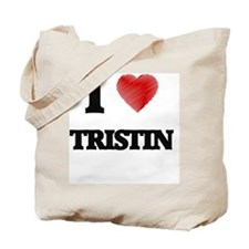 Cute Tristin Tote Bag