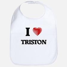 I love Triston Bib