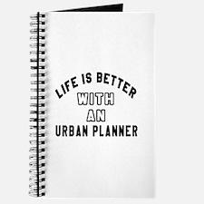 Urban Planner Designs Journal