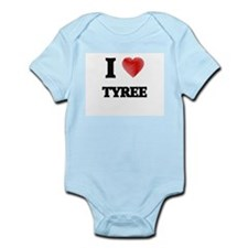I love Tyree Body Suit