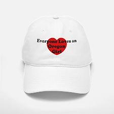 Oregon girl Baseball Baseball Cap