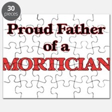 Proud Father of a Mortician Puzzle