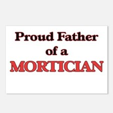 Proud Father of a Mortici Postcards (Package of 8)