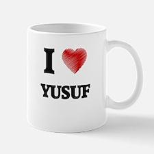 I love Yusuf Mugs