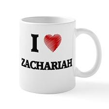 I love Zachariah Mugs