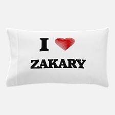 I love Zakary Pillow Case