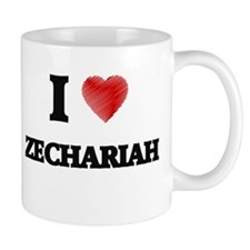 I love Zechariah Mugs