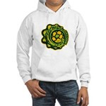 SOCCER ANIMAL Hooded Sweatshirt