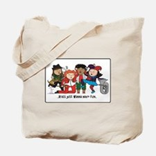 Brass just wanna have fun! Tote Bag