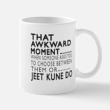Jeet Kune Do Awkward Moment Designs Mug