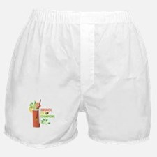 Brunch Of Champions Boxer Shorts