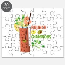 Brunch Of Champions Puzzle