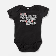 Funny Xfit Baby Bodysuit