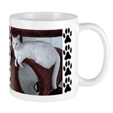 TURKISH VAN CAT Small Mug