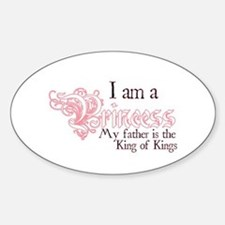 I am a Princess Decal