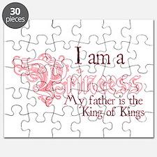 I am a Princess Puzzle