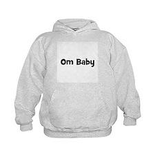 Om Baby Hoodie