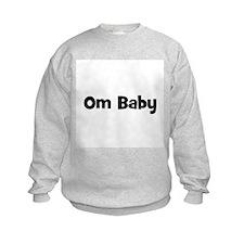 Om Baby Sweatshirt