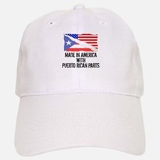 Made In America With Puerto Rican Parts Baseball C