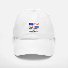 Made In America With Dominican Parts Baseball Baseball Baseball Cap