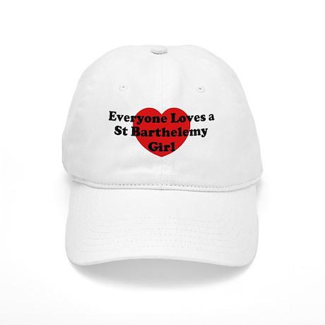 St Barthelemy girl Cap