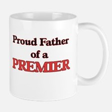 Proud Father of a Premier Mugs