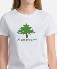 It's Easy Being Green Tee