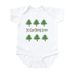 It's Easy Being Green 2 Infant Bodysuit / Onesie