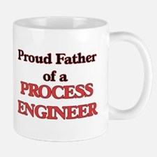 Proud Father of a Process Engineer Mugs