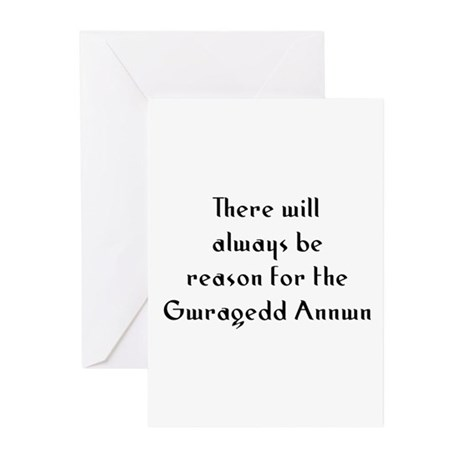 There will always be reason f Greeting Cards (Pk o