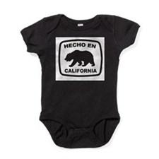 Unique Made in california Baby Bodysuit