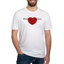 Qatar girl Shirt