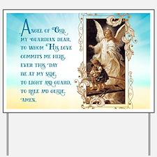 Angel of God (Day) Yard Sign