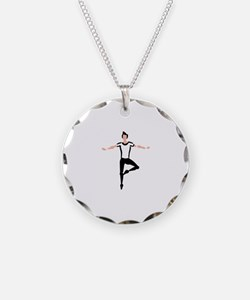 Male Dancer Necklace