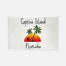 Captiva Florida Magnets