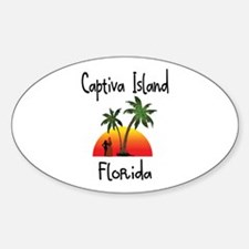 Captiva Florida Decal