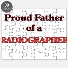 Proud Father of a Radiographer Puzzle
