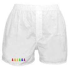 Funny Butch dyke feminist Boxer Shorts