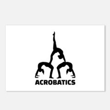 Acrobatics Postcards (Package of 8)