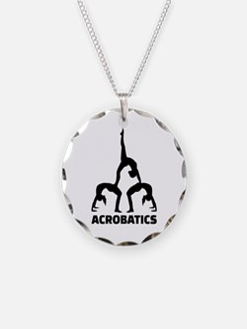 Acrobatics Necklace