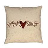 Country primitive Everyday Pillow