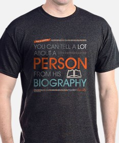 Modern Family Philsosophy Biography T-Shirt