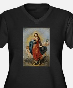 Immaculate Conception Plus Size T-Shirt