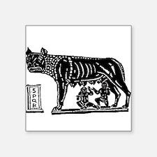 Romulus and Remus Sticker