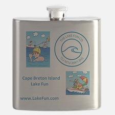Cute Cape breton Flask
