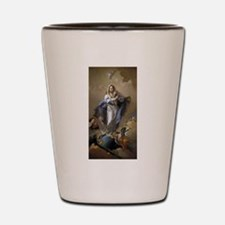 Immaculate Conception Shot Glass