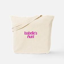 Isabelle's Aunt Tote Bag