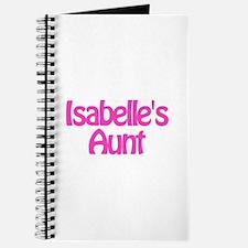 Isabelle's Aunt Journal