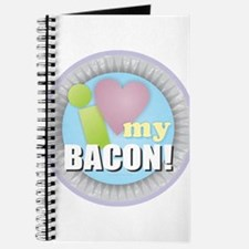 I Love My Bacon Journal